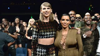 Why Swifties Think Kim Kardashian is Shading Taylor Swift... Again