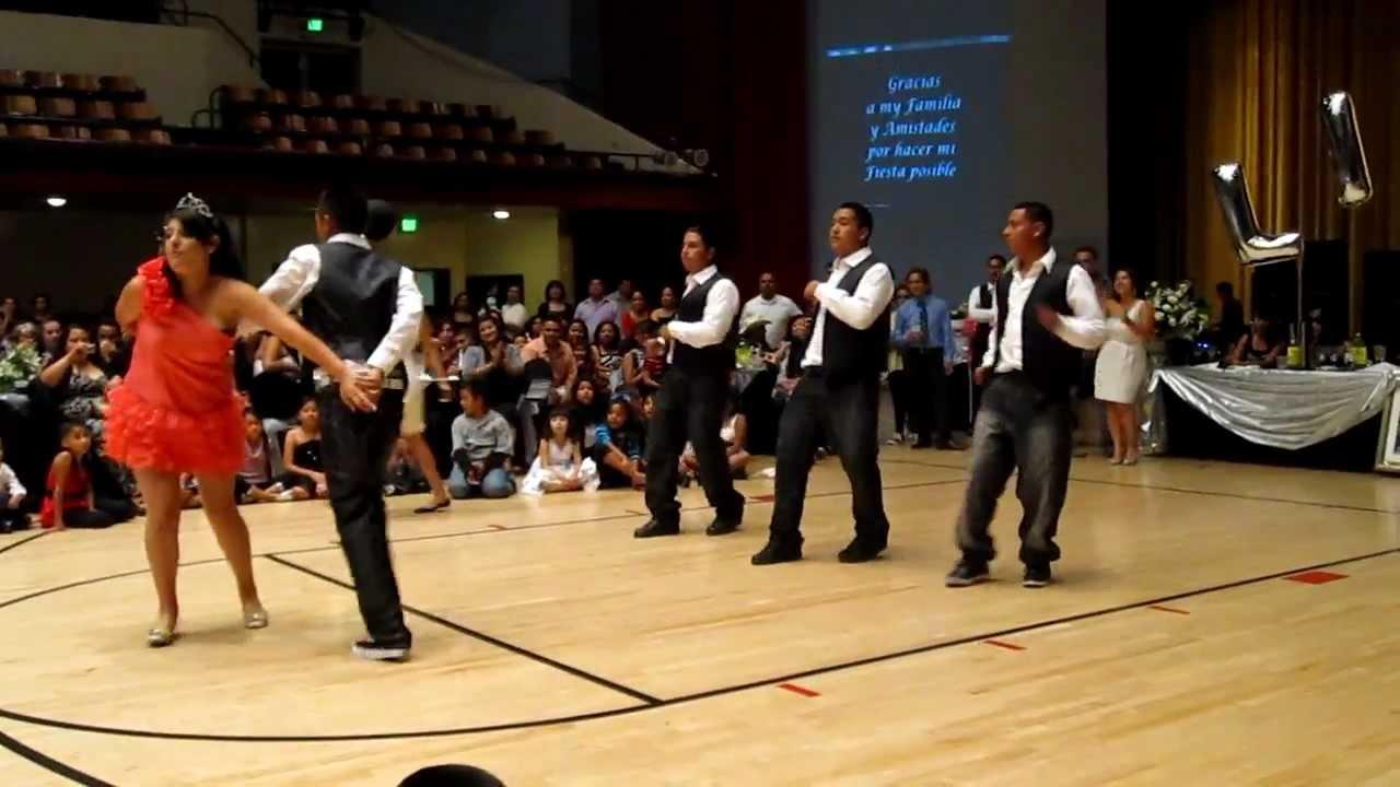 Quinceanera Surprise Dance (Punta, - 79.4KB