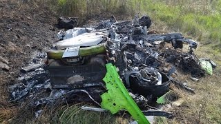 Lamborghini Crashes-Аварии Lamborghini Жесть! 18+
