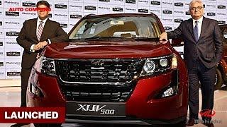 LAUNCHED | 2018 Mahindra XUV500 | Price Starts At Rs. 12.32 lakh