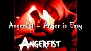 Watch Angerfist Anger Is Easy video