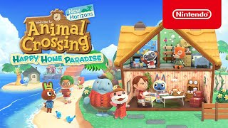 Introducing Animal Crossing: New Horizons - Happy Home Paradise