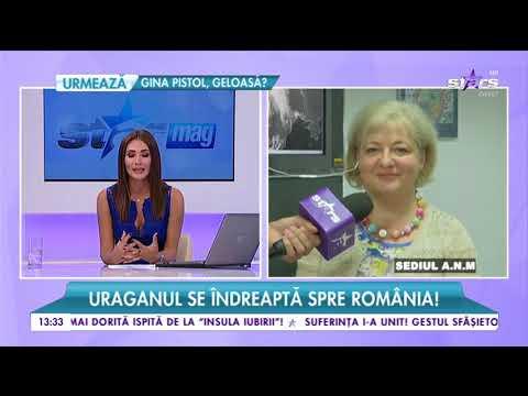 Uraganul care a făcut ravagii în Italia se îndreaptă spre România!