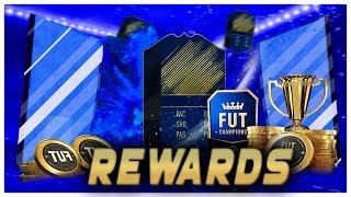 REWARDS FUT CHAMPIONS! EM BUSCA DO MESSI TOTS!