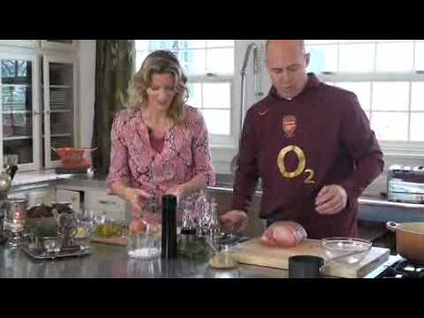 New Tracy Porter Cooking Video... Pork Loin Roast Sandwiches