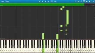 """""""True Love"""" - Jordan Fisher w/SHEET MUSIC- Synthesia Piano Tutorial"""