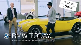 BMW TODAY - Episode 11: The BMW Museum.