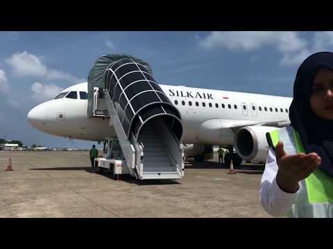 2018 Silkair Maldives  to Singapore Business Class long version