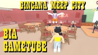 Roblox - Gincana na cidade de Meep City - Bia GameTube