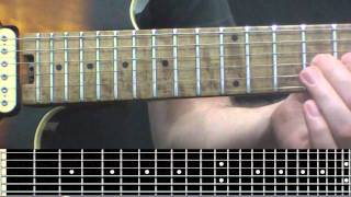Lick 31 - Eddie Van Halen
