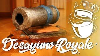 EL MAYOR CAÑÓN CON RUEDAS DE LA HISTORIA | Desayuno Royale