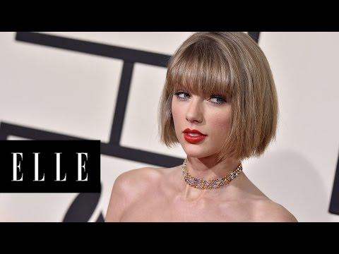 Taylor Swift's Beauty Evolution | ELLE