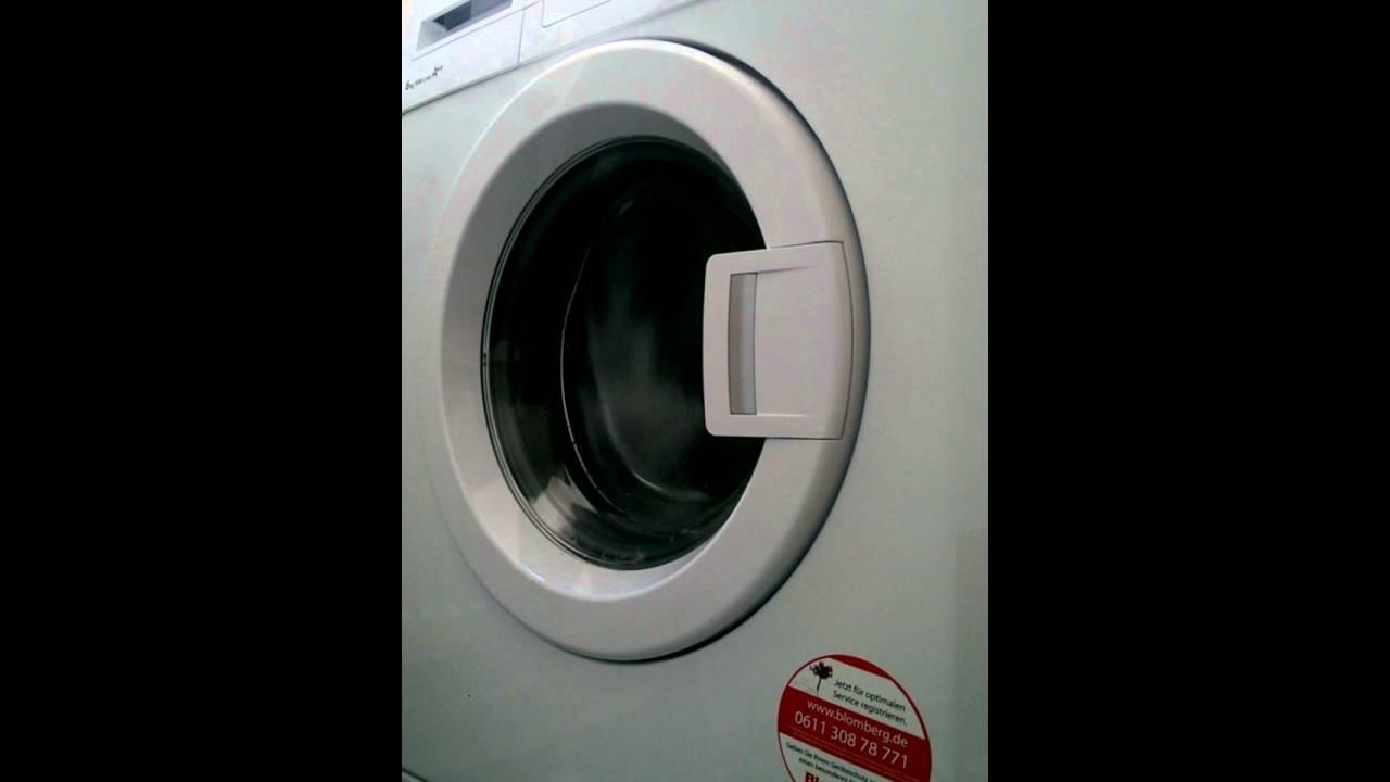 Waschmaschine Schleudert Laut Youtube