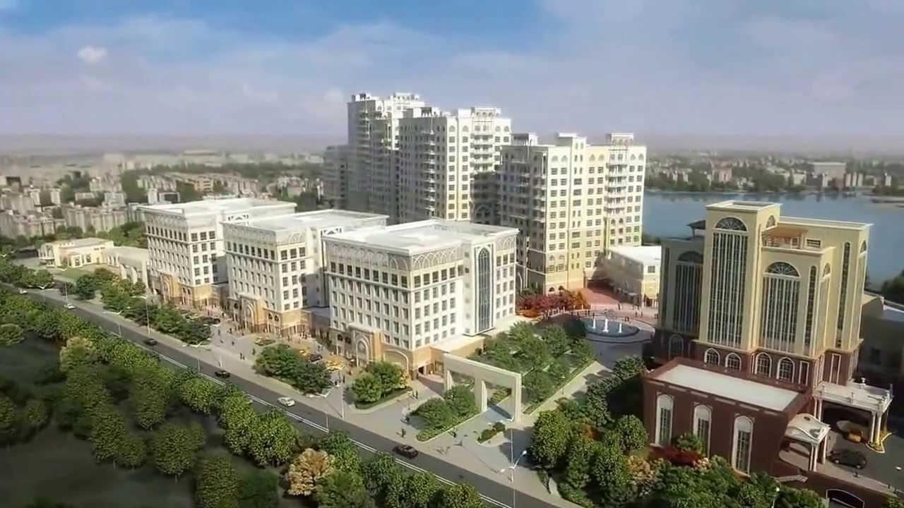 Душанбе 2020 - YouTube