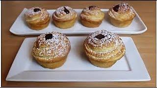 3 malzemeli reçelli çörek - Üç malzemeli çörek tarifi - recelli cörek - Gülsümün sarayi