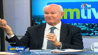 SGR: We have to think about the consequences of our actions - McFie || AM Live
