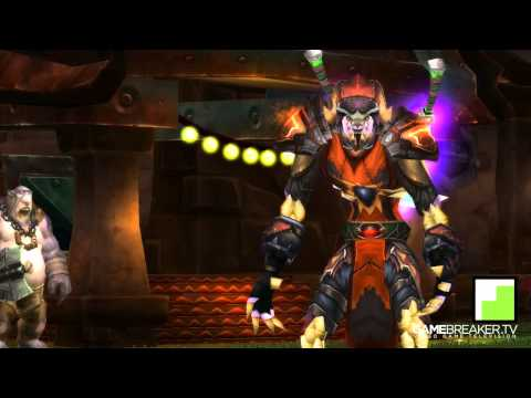 ★ 12 Days of Christmas - World of Warcraft / SWTOR Machinima - Blizz Blues 41