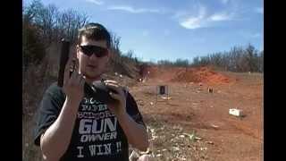 Glock 17 9mm 50 Round Drum.