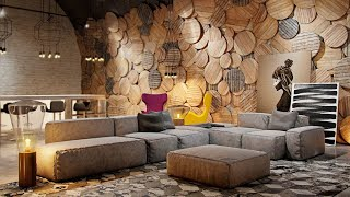 100 Wall Texture Designs For Living Room Interior Decoration Living Room Wall Texture Ideas Youtube