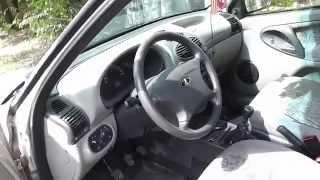 Кнопка открытия багажника в салоне Lada КАЛИНА - Обзор(, 2014-05-26T12:55:52.000Z)