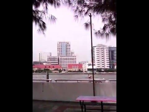 Visiting Thammasat university, Bangkok, Thailand