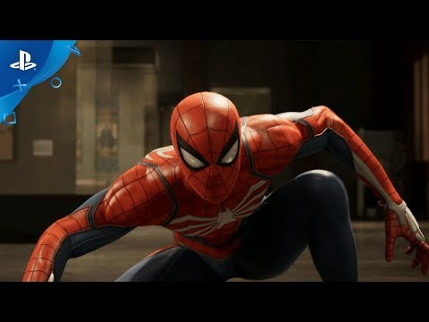Marvel's Spider-Man - PSX 2017: The Importance of Marvel's Spider-Man – BTS | PS4