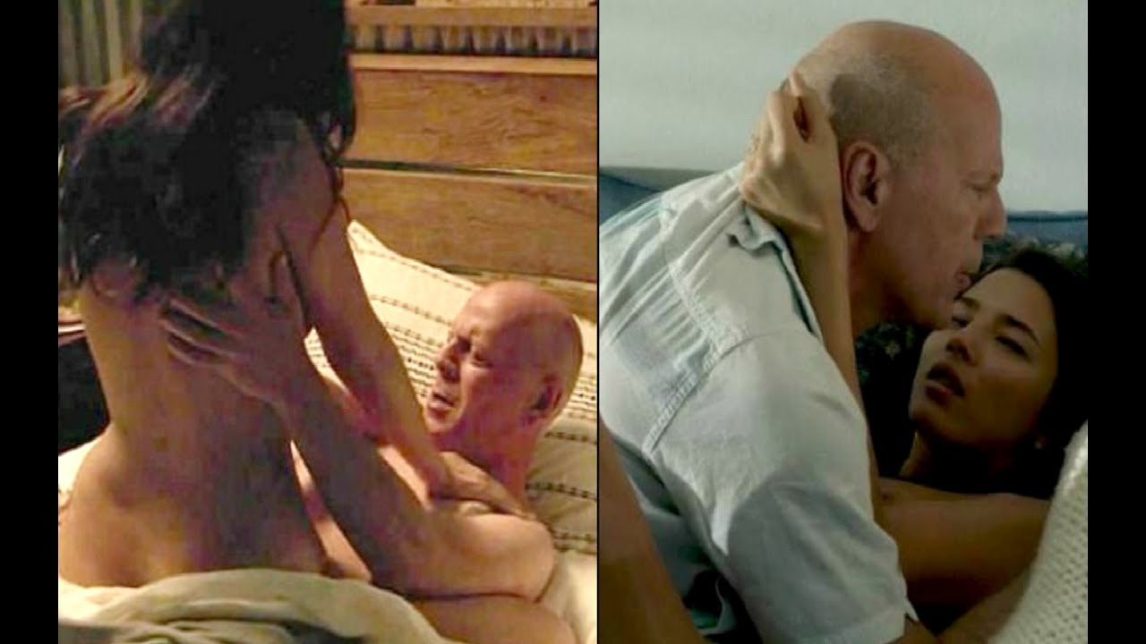 Bruce willis sex scene video