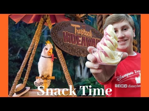 Tropical Hideaway [Full Menu Review!] Disneyland 2019 from YouTube · Duration:  10 minutes 29 seconds