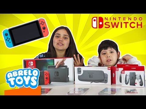 download Sorpresa Nintendo Switch Regalo de Papa I Abrelo Toys Regalos
