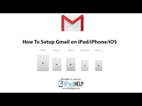 Gmail iMap setup Guide - Fix Cannot Recieve Email iPhone/iPad/iOS