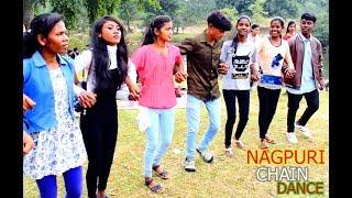 NAGPURI CHAIN DANCE,NAGPURI SADRI SAILO DANCE 2019 ,NAGPURI NEW DJ2019,NAGPURI LIFE