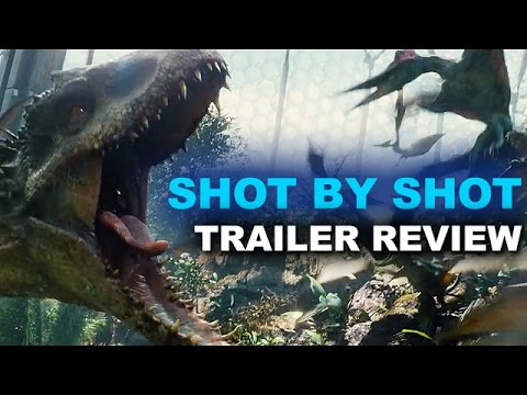 Jurassic World Trailer 2 Review - Shot by Shot Reaction - Beyond The Trailer