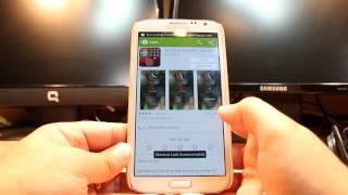Fingerprint/Keypad Lock Screen install to Samsung Galaxy Note 2, S3, S2, S4