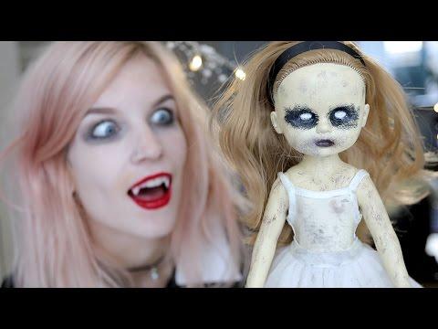 Zombie Doll Tutorial | POPPEN PIMPEN