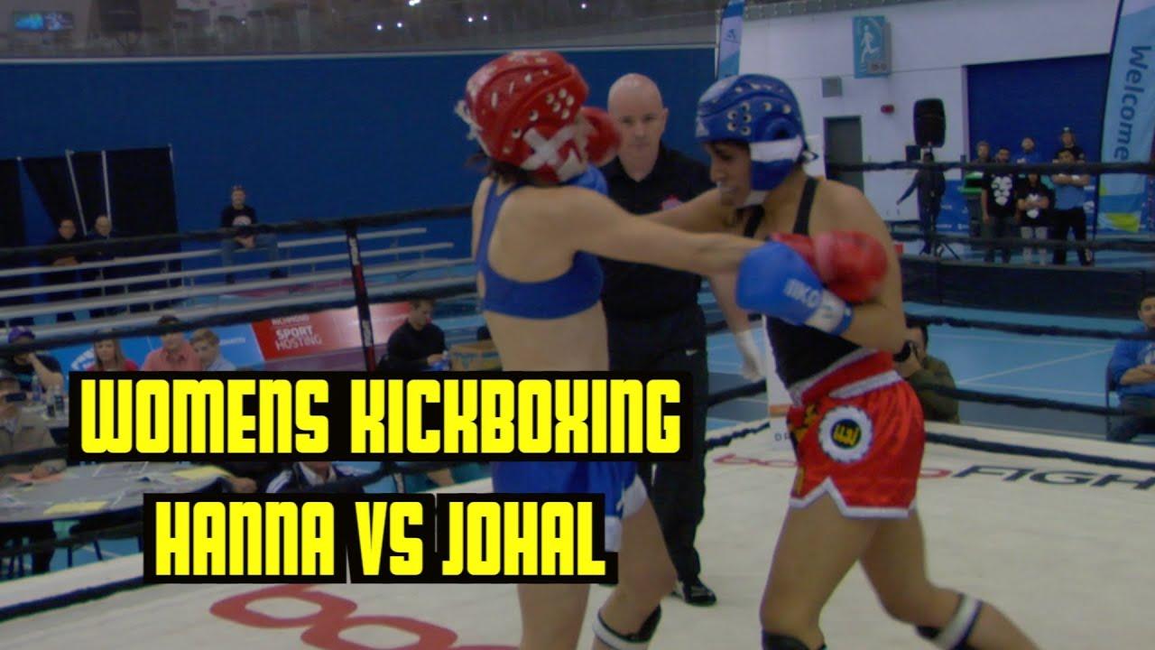 Jessica Hanna VS Jasmine Johal
