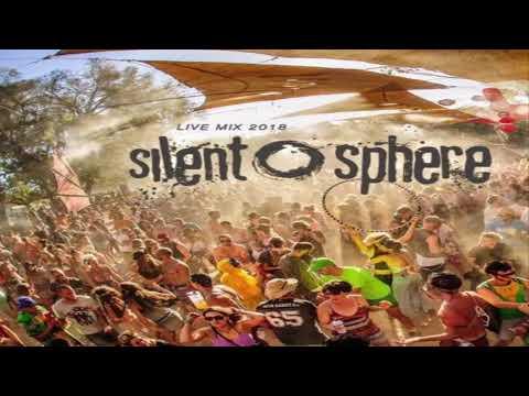 SILENT SPHERE - Live Set 2018 [Psytrance]