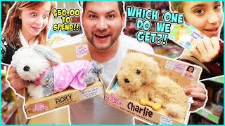 $50  SHOPPING CHALLENGE!! AT TOYS R US!!