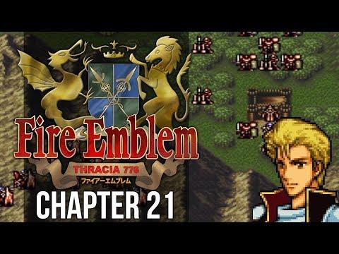 Fire Emblem: Thracia 776 :: Chapter 21 :: War of Liberation