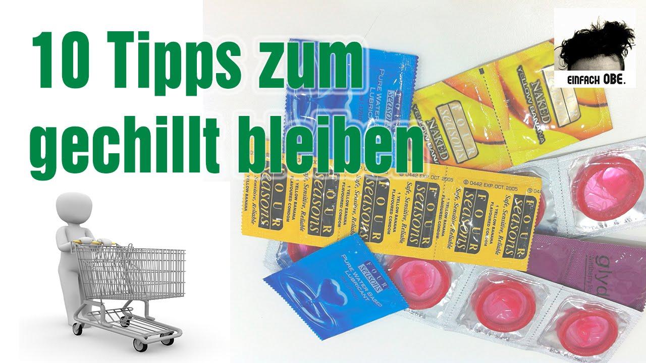 wo kann man kondome kaufen