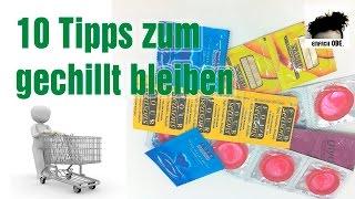 Kondome kaufen - voll peinlich  - 10 Tipps fürs erste Mal - Kondomkauf