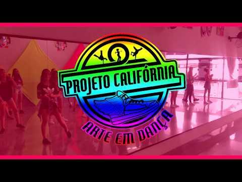 Lirirrixa - Babado Novo  Projeto Califórnia Arte em Dança