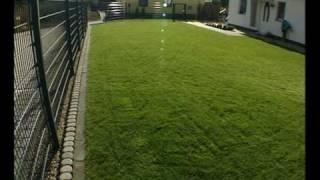 Bau einer Rasenbewässerungsanlage in Magdeburg Fa. Pauer 0391-4011511