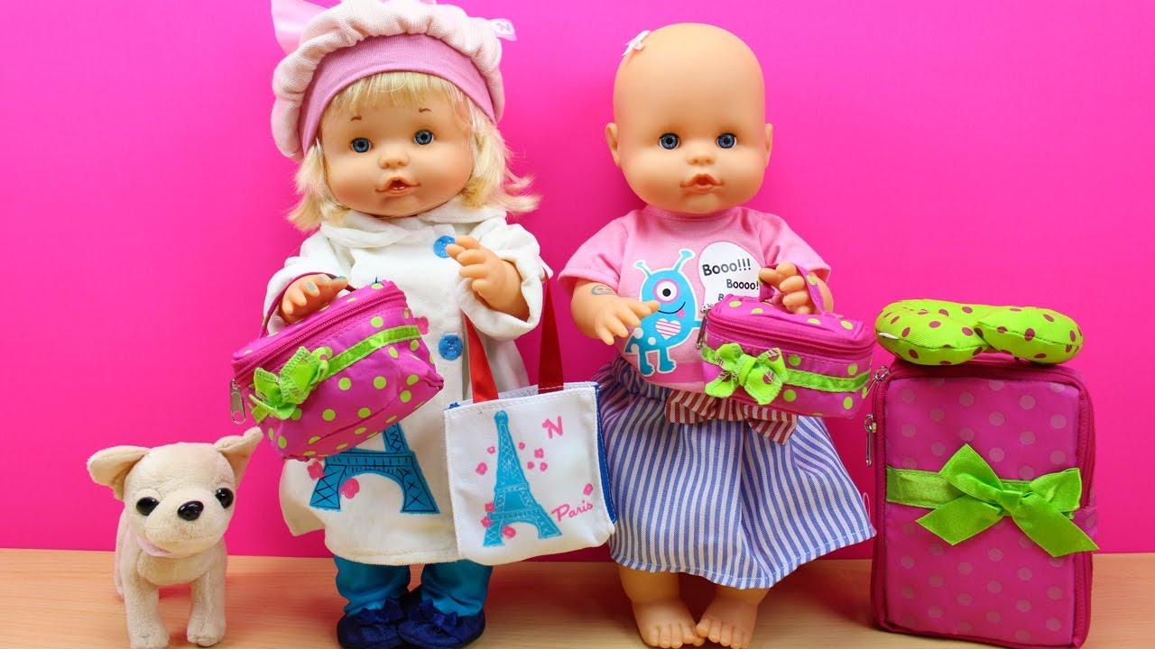 Neceser ViajeOur Las De Hermanitas Traviesas Y Bebés La Nenuco Maleta Generation El Hacen E2D9WIYH