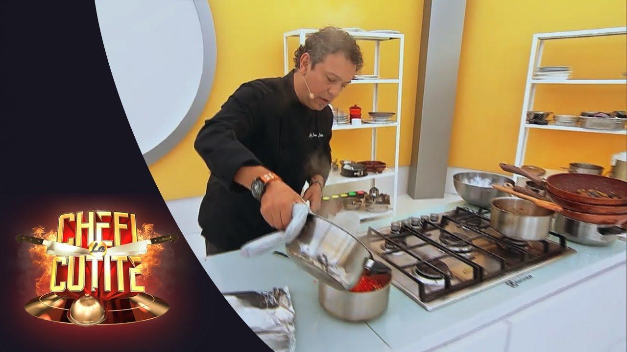 Duelul pentru amuletă! Chefii fac spectacol în farfurie combinând dulce și picant