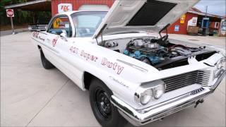 1962 Pontiac Catalina Bubble Top 421 Super Duty
