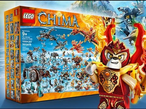 NEW Biggest Lego Set to Date! (The Ultimate Battle for