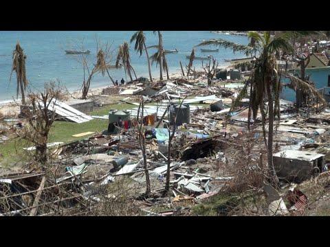Fijian Attorney-General visits island of Kia after TC Yasa