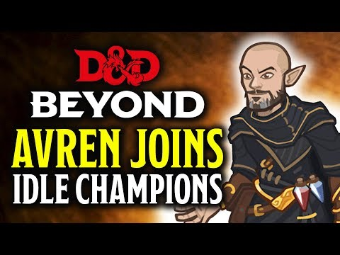 Who Is Avren In Idle Champions? | D&D Beyond