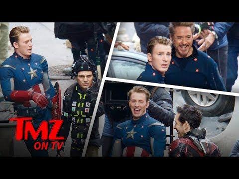 Avengers Spoilers Are Here! | TMZ TV