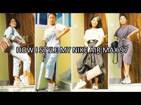 MY STYLE IN A LOOKBOOK MY NIKE AIR MAX 1 & 270 #AD